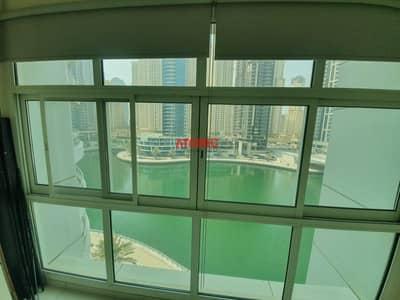 1 Bedroom Apartment for Rent in Dubai Marina, Dubai - Full Marina View | Spacious and Bright 1 BR