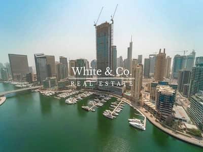 فلیٹ 2 غرفة نوم للبيع في دبي مارينا، دبي - Full 100% Upgrading - Stunning Marina Views