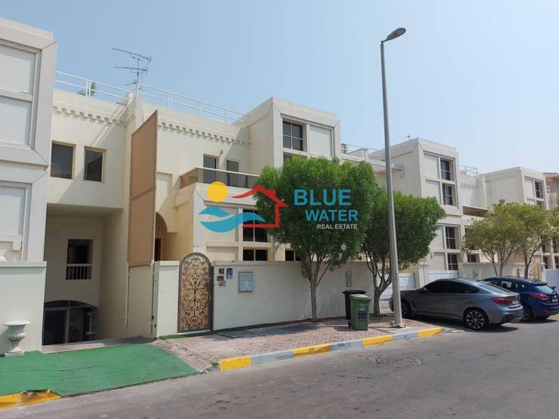 Beautifully Designed 3 Master BR Villa Near Corniche.