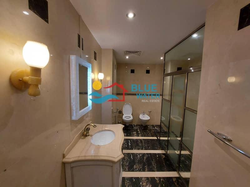 25 Beautifully Designed 3 Master BR Villa Near Corniche.