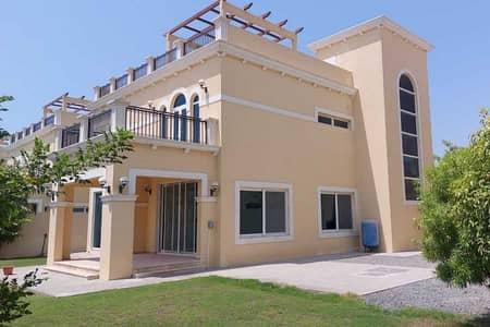 فیلا 4 غرف نوم للبيع في جميرا بارك، دبي - Exc. - Single Row - Vacant Now - Great Location