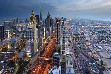 1 Bedroom Hotel Apartment for Rent in Sheikh Zayed Road, Dubai - Luxurious Serviced Apartment   World Trade Center