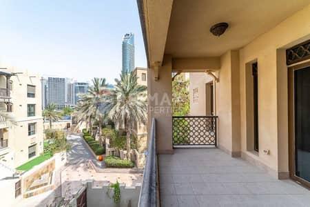 فلیٹ 1 غرفة نوم للبيع في المدينة القديمة، دبي - 2 baths in the heart of Dubai