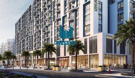 فلیٹ 1 غرفة نوم للبيع في تاون سكوير، دبي - 1Bedroom in Town square! 10% Booking . . Zero agent fee!!