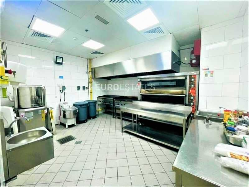 6 Fully Operational Central Kitchen W/ Adnoc Standards