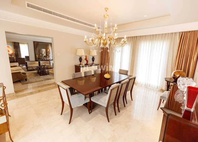 2 Fancy & Magnificent Furnished 5 Bedrooms Villa In The Meadows|Live The Luxury As It Meant To Be!!!