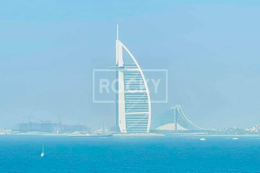 Full Sea View | 1 Bed | Palm Jumeirah