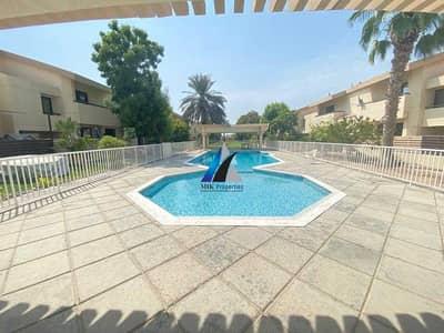 4 Bedroom Villa for Rent in Al Safa, Dubai - EXCLUSIVE l 4 B/R + MAID'S l SEMI-INDEP l SHARED POOL l BIG GARDEN