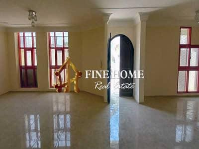 5 Bedroom Villa for Rent in Al Khalidiyah, Abu Dhabi - Call Now ! Spacious independent 5 BR. villa