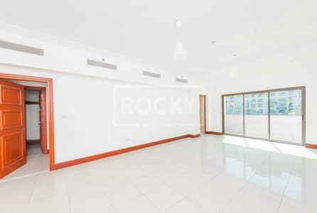 شقة 2 غرفة نوم للبيع في نخلة جميرا، دبي - Spacious 2Bed|plus Laundry|Palm Jumeirah
