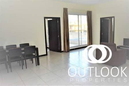 فلیٹ 2 غرفة نوم للايجار في قرية جميرا الدائرية، دبي - Urgent 2BR Rent   Fully Furnished   Near Park