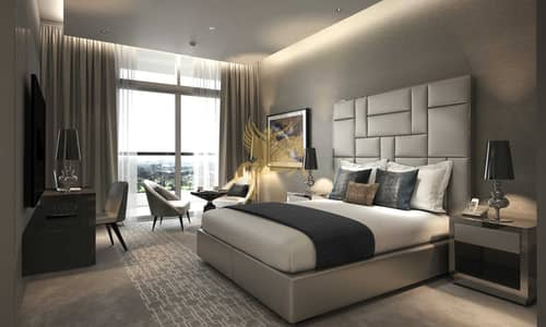 2 Bedroom Apartment for Sale in DAMAC Hills (Akoya by DAMAC), Dubai - A living experience  with Premium Interiors -2 bedroom  Luxury Apartment