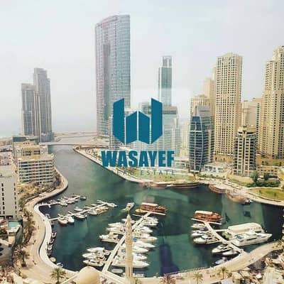 فلیٹ 1 غرفة نوم للبيع في دبي مارينا، دبي - شقة في برج إسكان مارينا دبي مارينا 1 غرف 900000 درهم - 5149221