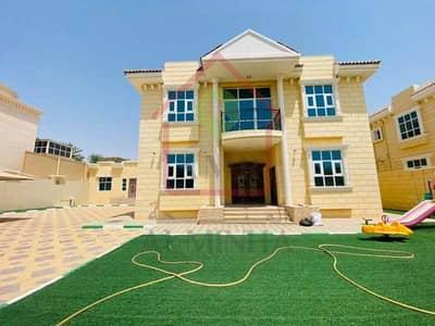 5 Bedroom Villa for Rent in Al Sidrah, Al Ain - Amazing Private Villa With Driver Room &Hug;; Yard