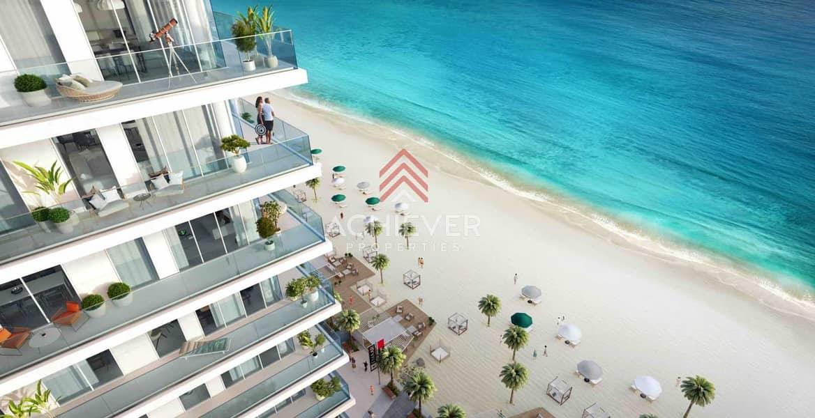 6 Urgent Resale | 3bedroom | Full Beach view