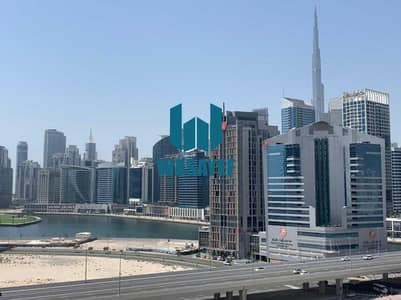 Studio for Rent in Business Bay, Dubai - FULLY FURNISHED|BURJ KHALIFA|PRIME LOCATION