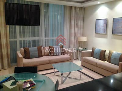 1 Bedroom Apartment for Rent in Jumeirah Lake Towers (JLT), Dubai - Furnished – 1 Bedroom Apartment – Vacant
