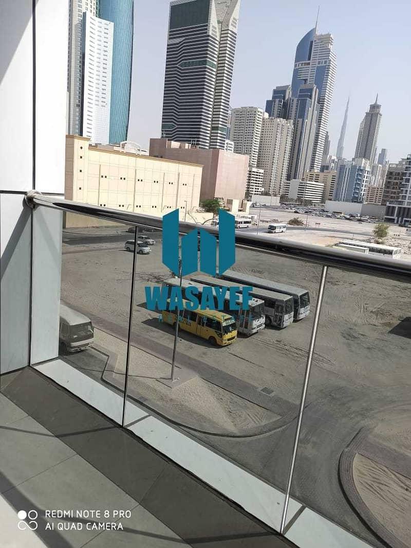 شقة في مركز دبي التجاري العالمي 2 غرف 62000 درهم - 5184171