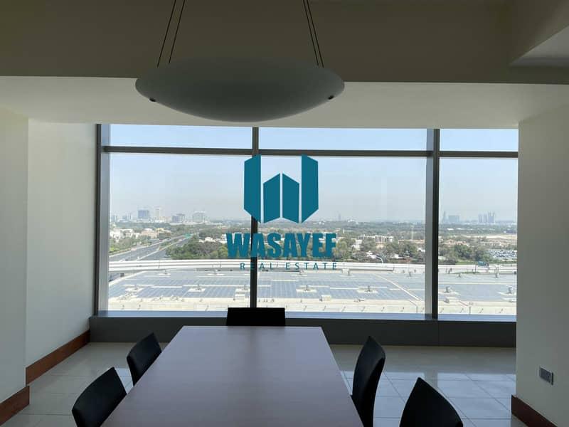 شقة في مساكن جميرا ليفنج بالمركز التجاري العالمي مركز دبي التجاري العالمي 3 غرف 180000 درهم - 5180340