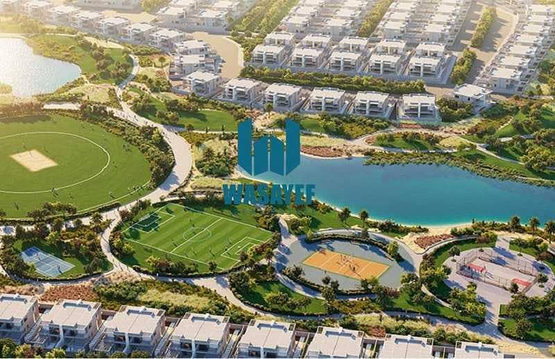 Ready| Independent Villa| 3yrs payment plan