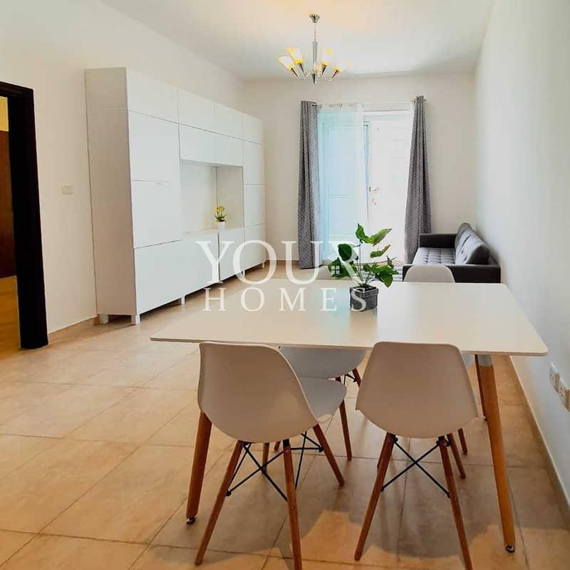 2 Fully furnished 1 bedroom for rent