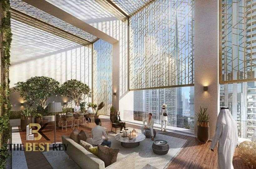 Full Burj Khalifa | Fountain View | Luxury Apartment