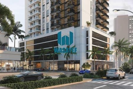 فلیٹ 1 غرفة نوم للبيع في قرية جميرا الدائرية، دبي - شقة في ذا سلون الضاحية 12 قرية جميرا الدائرية 1 غرف 878000 درهم - 5223025