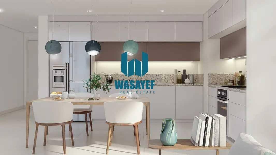 شقة في مارينا فيستا إعمار الواجهة المائية دبي هاربور 1 غرف 1700000 درهم - 5229139
