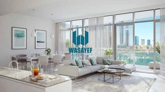 فلیٹ 1 غرفة نوم للبيع في دبي هاربور، دبي - Beachfront Luxury 1bedroom ! Good payment plan offer. .