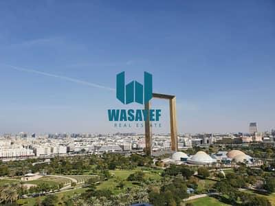 2 Bedroom Flat for Sale in Bur Dubai, Dubai - Exclusive Unit   2BR + Maid   180° park view