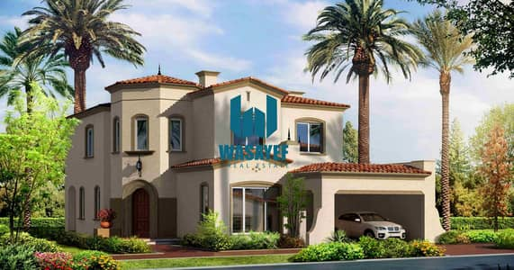 6 Bedroom Villa for Sale in Arabian Ranches, Dubai - 3 YEARS POST PAYMENT I  DLD WAIVER  I HUGE VILLAS
