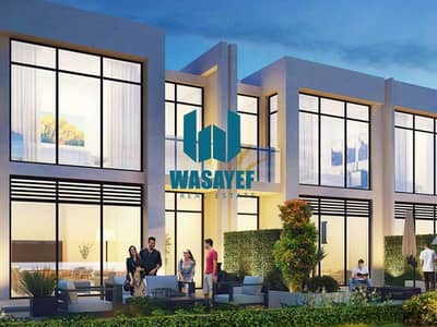 1 Bedroom Flat for Sale in DAMAC Hills 2 (Akoya Oxygen), Dubai - 1BR +STUDY|PRIVATE GARDEN|GOLF VIEW