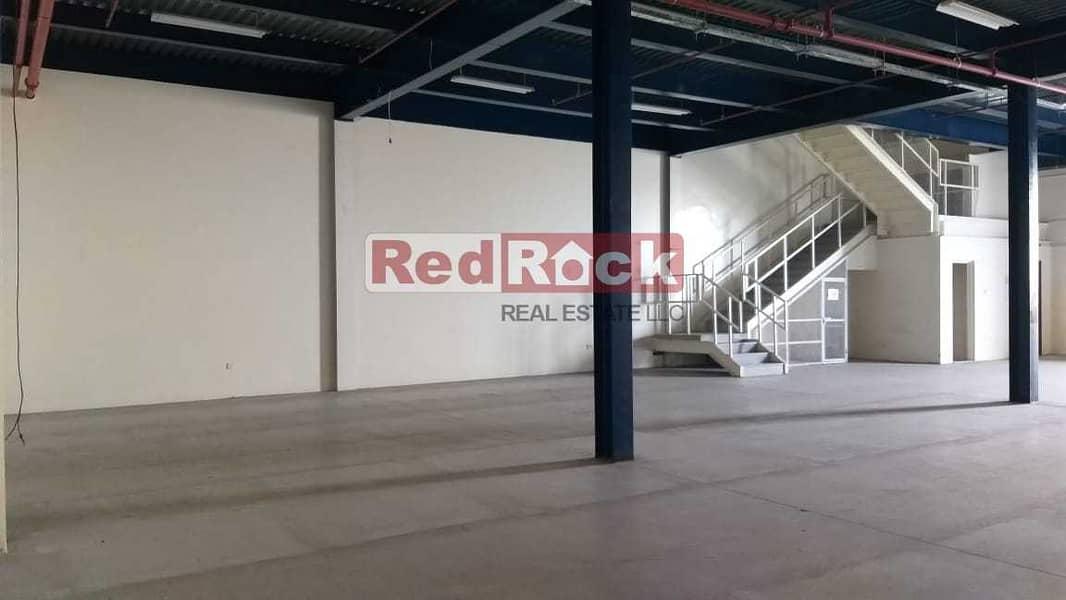 Tax Free 6300 Sqft Warehouse in Nad Al Hamar