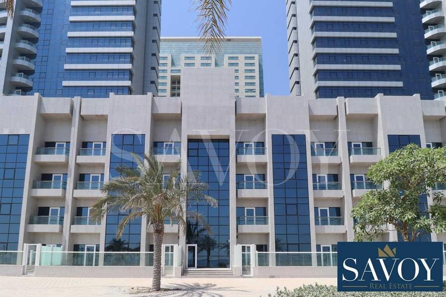 Modern &  New 3BR Duplex | Balcony | Sea view