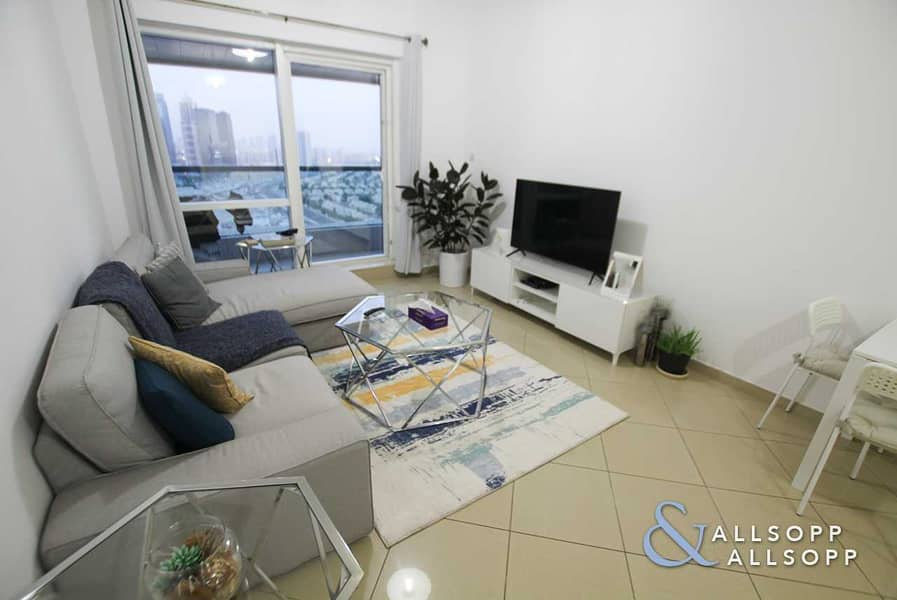 1 Bed | Chiller Free | Rented | Balcony