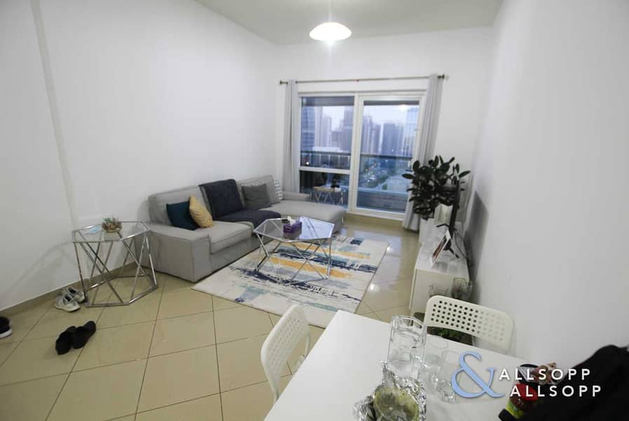 2 1 Bed | Chiller Free | Rented | Balcony