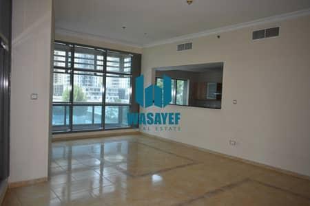 1 Bedroom Flat for Rent in Dubai Marina, Dubai - BIG KITCHEN   1BHK UNFURNISHED   NEAT