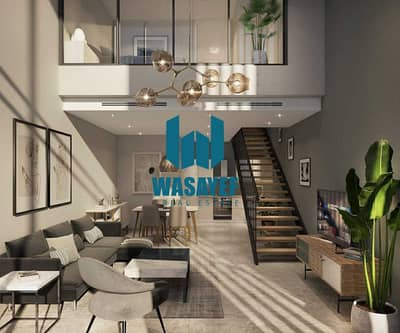 2 Bedroom Townhouse for Sale in Dubailand, Dubai - New Loft 2   Cheapest townhouse in Dubailand