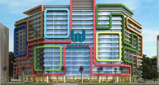 2 Bedroom Flat for Sale in Dubai Silicon Oasis, Dubai - Spacious 2Bedroom Ready to move  / Free hold