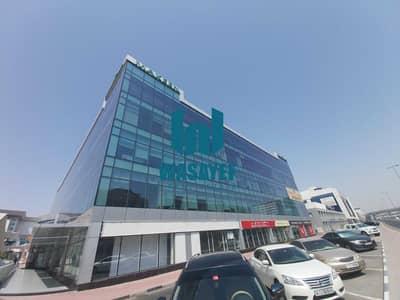 Showroom for Rent in Al Garhoud, Dubai - MAIN ROAD FRONT FACING SPACIOUS SHOWROOM