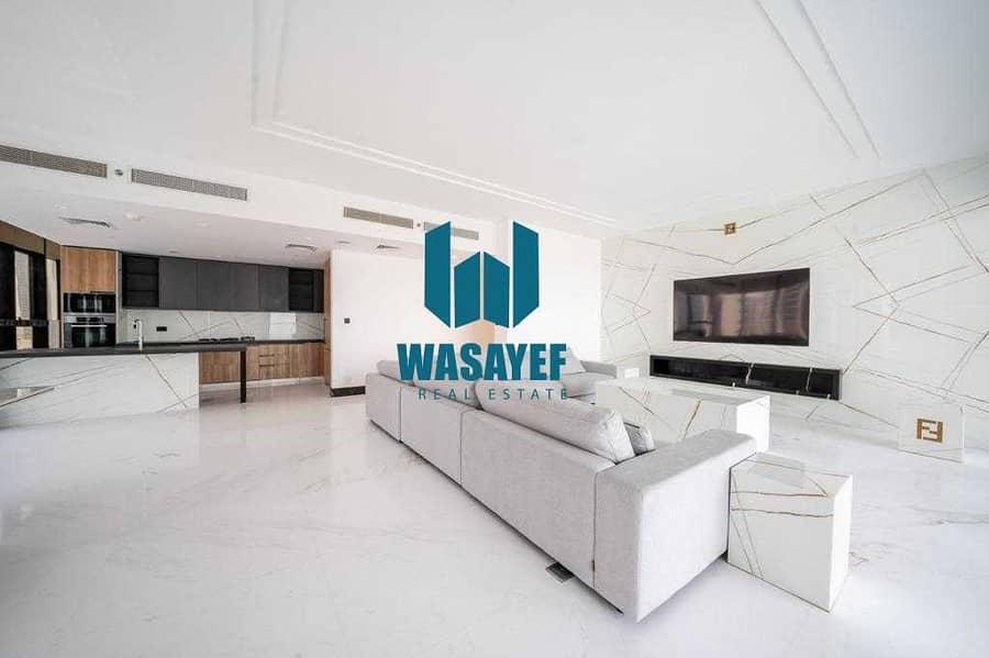 2 fully furnished penthouse
