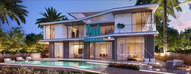 6 Bedroom Villa for Sale in Dubai Hills Estate, Dubai - 100 % DLD waver 5 Yrs payment Plan Limited Availibility