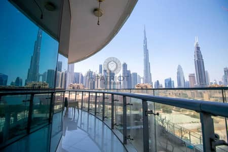 2 Bedroom Hotel Apartment for Sale in Downtown Dubai, Dubai - Super Weekend Deal   Splendid Burj&Canal Views