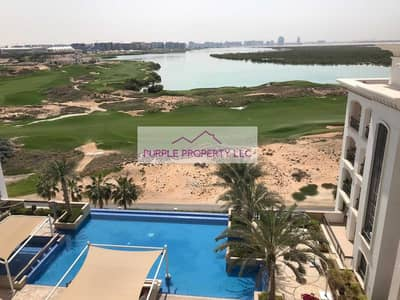 2 Bedroom Flat for Sale in Yas Island, Abu Dhabi - Ultimate living from this Sea and Golf View 2 bed in Exclusive Ansam