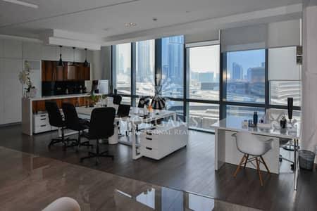مکتب  للبيع في وسط مدينة دبي، دبي - Exclusive: Super Luxurious office for sale in Downtown