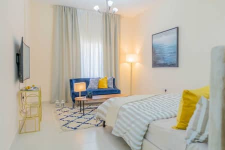Studio for Sale in Al Ameera Village, Ajman - READY TO MOVE !!! BRAND NEW STUDIO FOR SALE WITH 21000/- D. P AND REST IN EASY PLAN