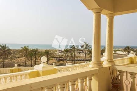 شقة 1 غرفة نوم للايجار في قرية الحمراء، رأس الخيمة - Beautiful | Sea View | Fully furnished