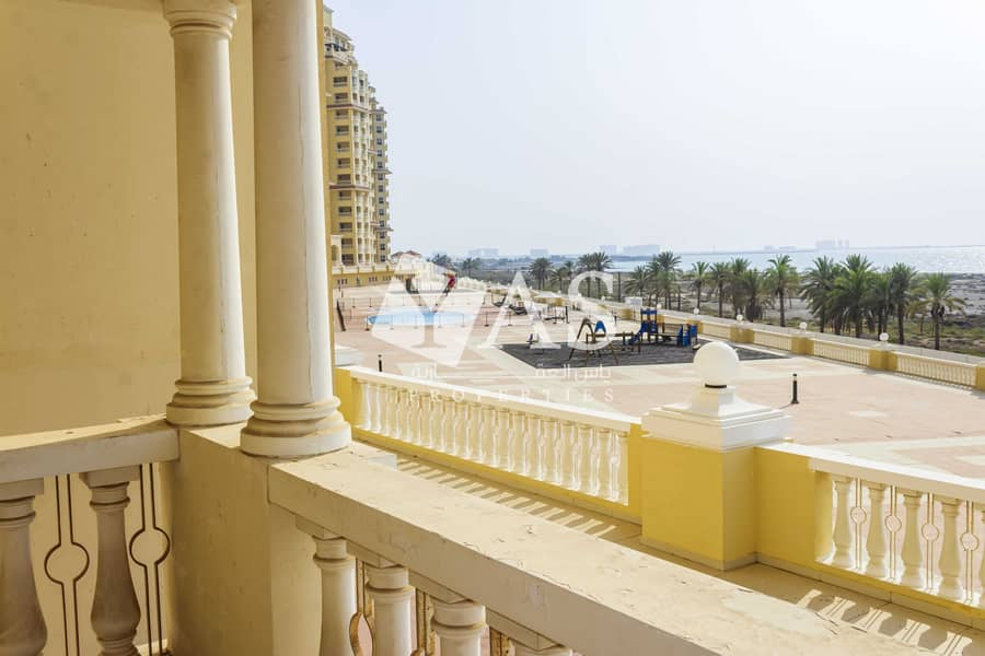 16 Beautiful | Sea View | Fully furnished