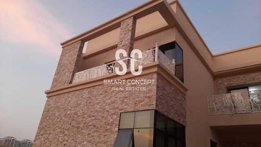 6 Bedroom Villa for Sale in Khalifa City A, Abu Dhabi - Luxurious Villa | 6 Masters | Driver Room | Huge Garden