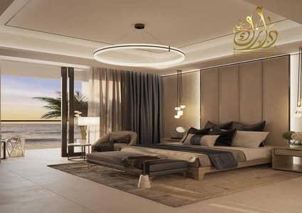 فلیٹ 1 غرفة نوم للبيع في مدينة الشارقة للواجهات المائية، الشارقة - Pay only 50% and get your apartment with sea view in  Sharjah